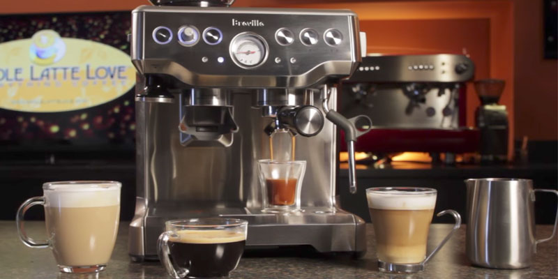 Review of Breville BES870XL Barista Express Espresso Machine