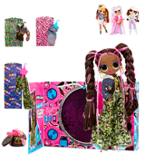 L.O.L. Surprise! O.M.G. Remix Honeylicious Fashion Doll 25 Surprises with Music