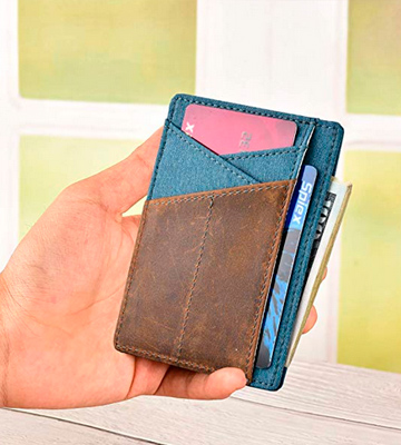 Review of Spiex Minimalist Wallet