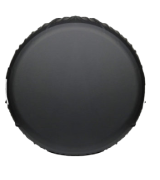 Moonet Universal Spare Tire Cover Black