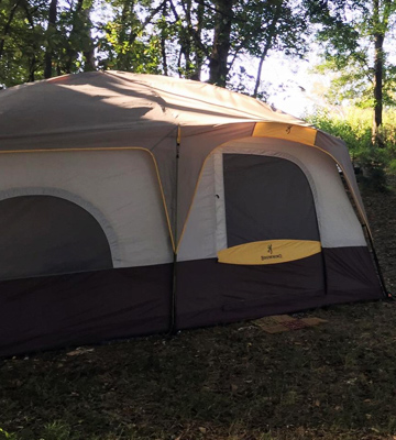 Review of Browning Camping 5795011 Big Horn Family/Hunting Tent