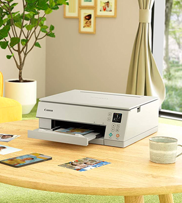 Review of Canon TS6320 All-In-One Wireless Color Printer