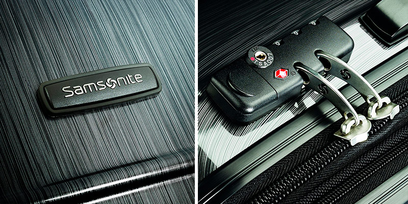 Samsonite Winfield 2 28-Inch Luggage in the use