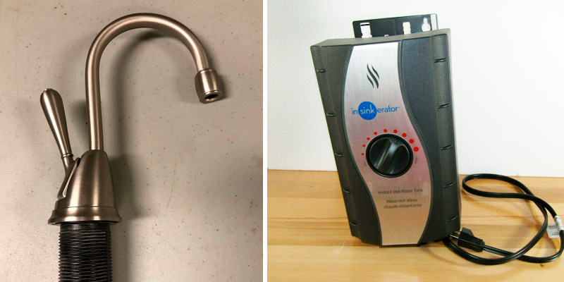 Review of InSinkErator H-ViewSN-SS Instant Hot Water Dispenser System