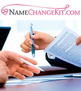 NameChangeKit Legal Name Change Kit