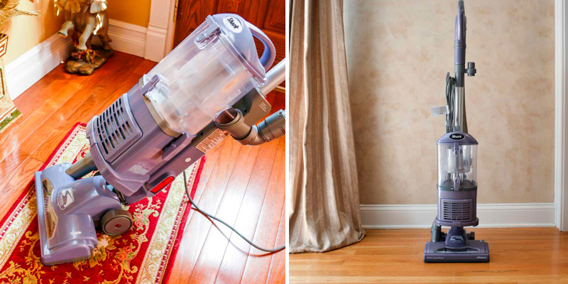 Review of Shark Navigator Upright Vacuum for Carpet and Hard Floor with Lift-Away Handheld HEPA Filter
