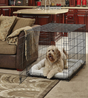 Review of MidWest Homes for Pets Metal XL Dog Crate