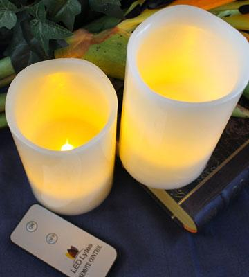 Review of LED Lytes Flameless Candles