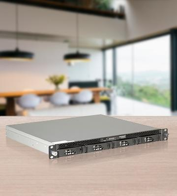 Review of NETGEAR RN2120 1U Rackmount 4-Bay ReadyNAS