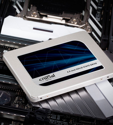 Review of Crucial MX500 SATA III 3D NAND 2.5 Inch Internal SSD