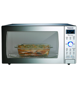 Panasonic NN-SD775S Countertop / Built-In Microwave Oven with Cyclonic Wave Inverter Technology