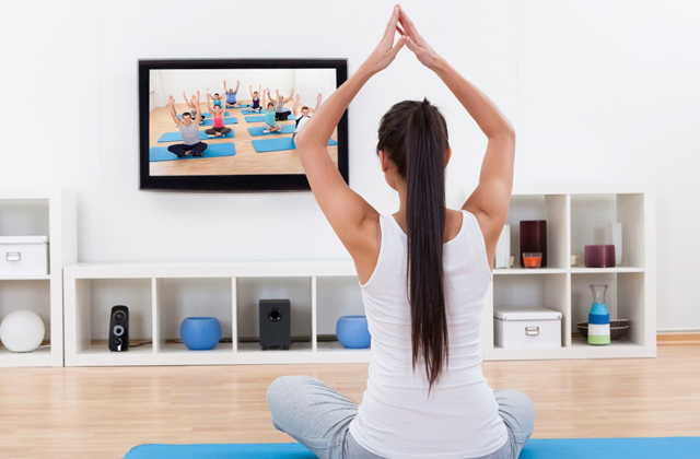 Comparison of Yoga DVDs