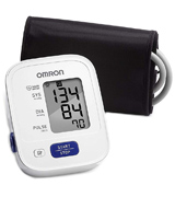 Omron BP710N 3 Series Upper Arm Blood Pressure Monitor (14 Reading Memory)