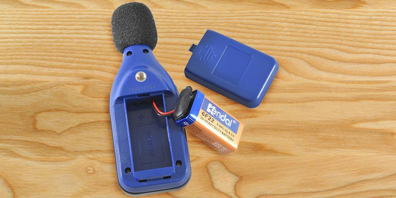 Review of BAFX Products BAFX3370 Decibel Meter / Sound Level Reader