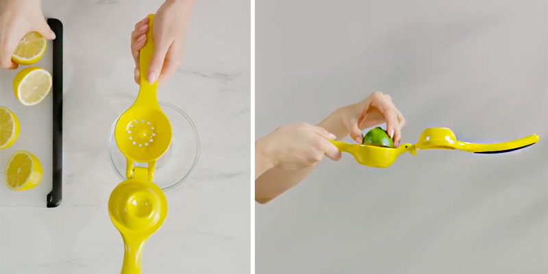 Review of OXO Good Grips Manual Citrus Squeezer