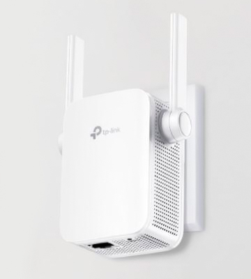 Review of TP-LINK N300 (TL-WA855RE) WiFi Range Extender with External Antennas