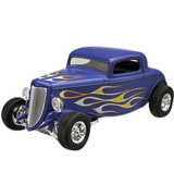 Revell Ford Street Rod 85-1943
