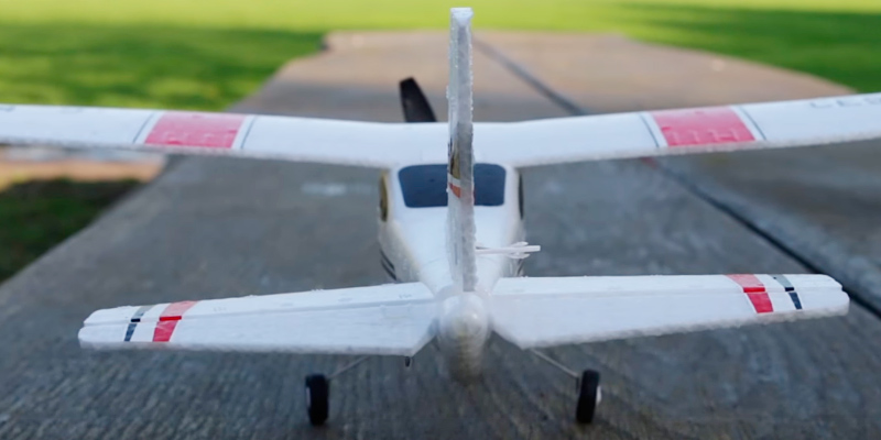 Review of KKmoon F949 RC Airplane