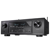 Denon AVR-S720W Full 4K Ultra HD AV Receiver with Built-In Wi-Fi and Bluetooth