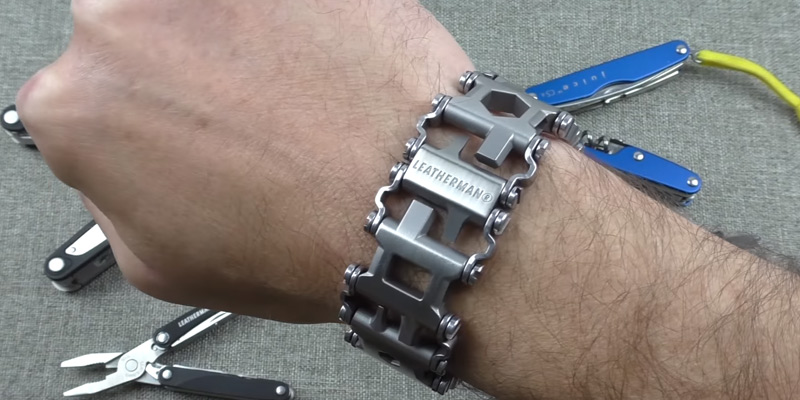 Review of Leatherman Tread Bracelet, The Travel Friendly Wearable Multitool