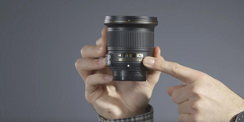Review of Nikon AF-S FX NIKKOR 20mm f/1.8G ED Fixed Lens