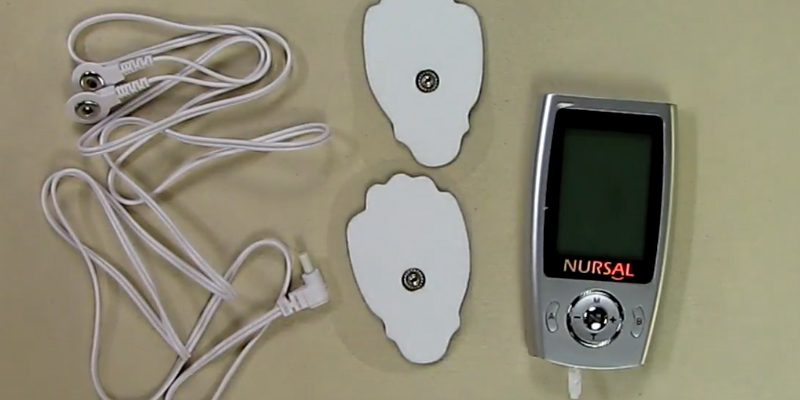 Review of CNXUS TENS Unit Pain Relief Pulse Impulse Mini Massager Therapy Machine