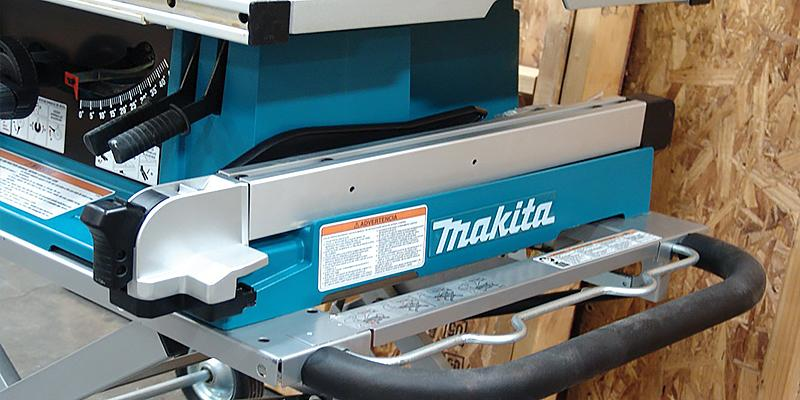 Review of Makita 2705 10-Inch Contractor Table Saw