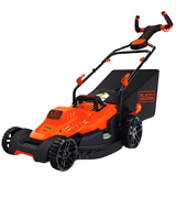 Black & Decker BEMW482ES 17 Electric Lawn Mower with Pivot Control Handle