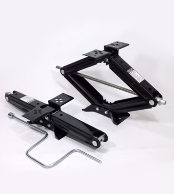 Review of Husky 31951 3.25-Ton Stabilizing Scissor Jack (Set of 2)