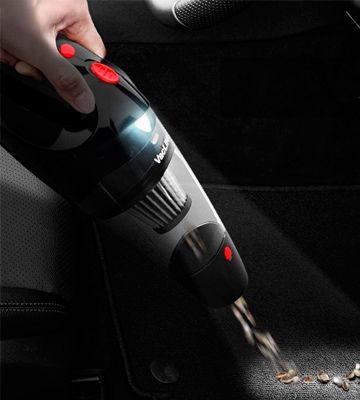 Review of VacLife Handheld Vacuum Cordless Portable Vacuum Cleaner for Car