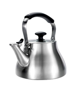 OXO 3 Quart Classic Brushed Stainless Tea Kettle
