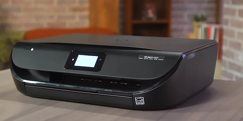 Review of HP 4520 All-in-One Wireless Color Photo Inkjet Printer