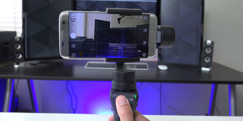 Review of DJI CP.ZM.000449 Phone Camera Gimbal