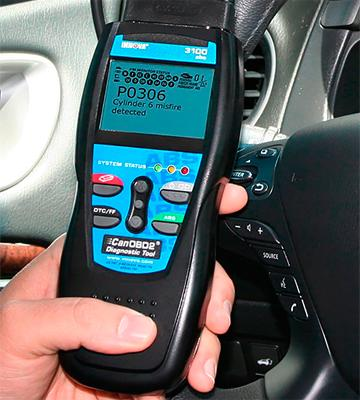 Review of INNOVA 3100 Diagnostic ScanTool/Code Reader