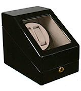 Kendal Double Automatic Wood Watch Winder