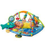 Baby Einstein Nautical Friends Padded Play Mat