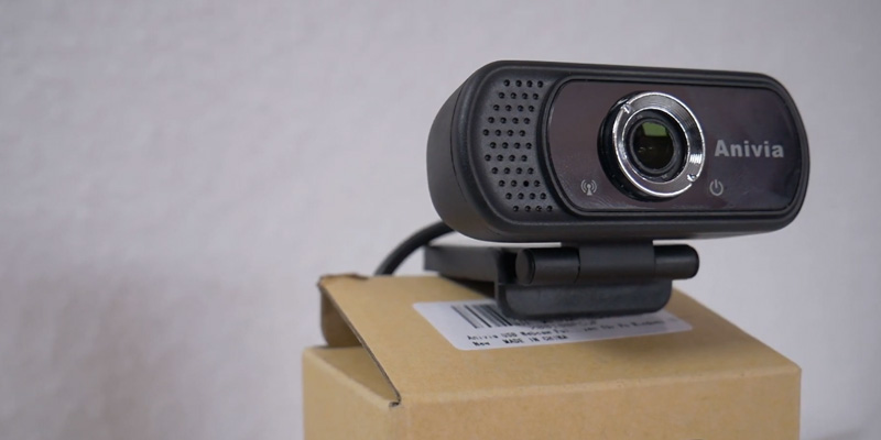 Review of Anviva W5 1080P Webcam with Microphone