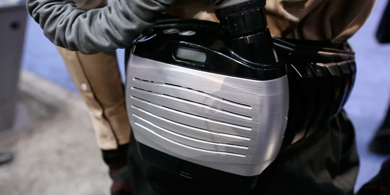 Lincoln Electric VIKING 3350 Black Welding Helmet application
