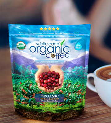 Review of Cafe Don Pablo 2LB Organic Certified Arabica Gourmet Coffee - Medium Dark Roast