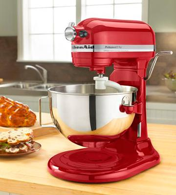 Review of KitchenAid KV25GOXER Professional Stand Mixer