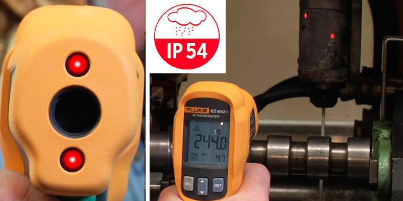 Fluke 62 MAX IR Thermometer, Non Contact application