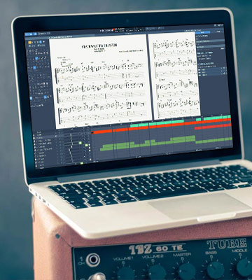 Review of Guitar-Pro Guitar Software
