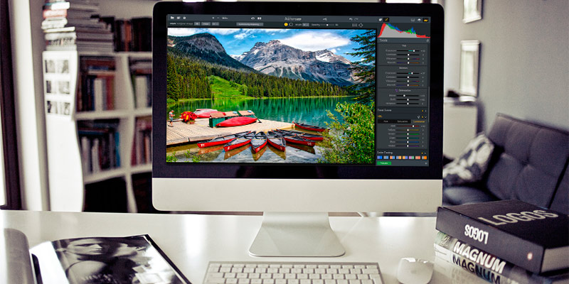 Detailed review of Skylum Super-charged photo editor