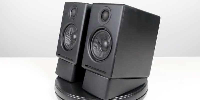 Detailed review of Audioengine DS1 Desktop Stand Pair