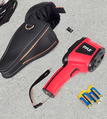 Review of Pyle PTIMGCM83 Infrared Thermal Imaging Camera