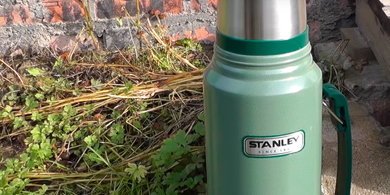 Detailed review of Stanley 35 oz Classic Vacuum Thermos Bottle