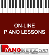 Piano Keyz Online Piano Lessons