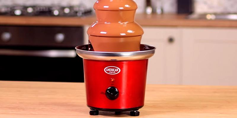 Detailed review of Ovente CFS43BR Chocolate Fountain