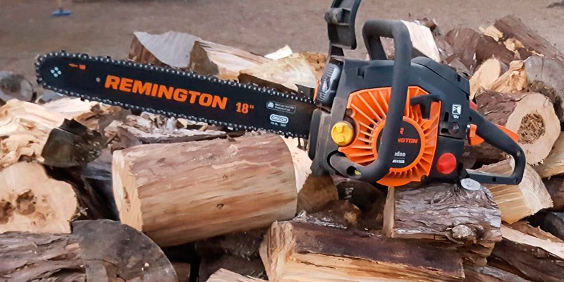 Review of Remington RM5118R Rodeo 2-Cycle Gas Chainsaw