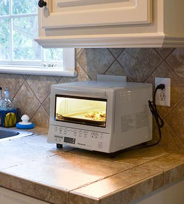 Review of Panasonic NB-G110PW Flash Xpress Toaster Oven